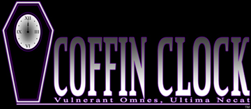 Coffin Clock Logo